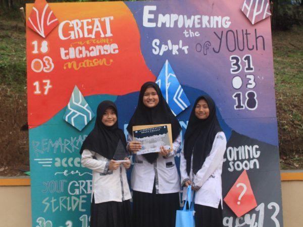 Hasil SPACY TWAALF Nurul Fikri Boarding School