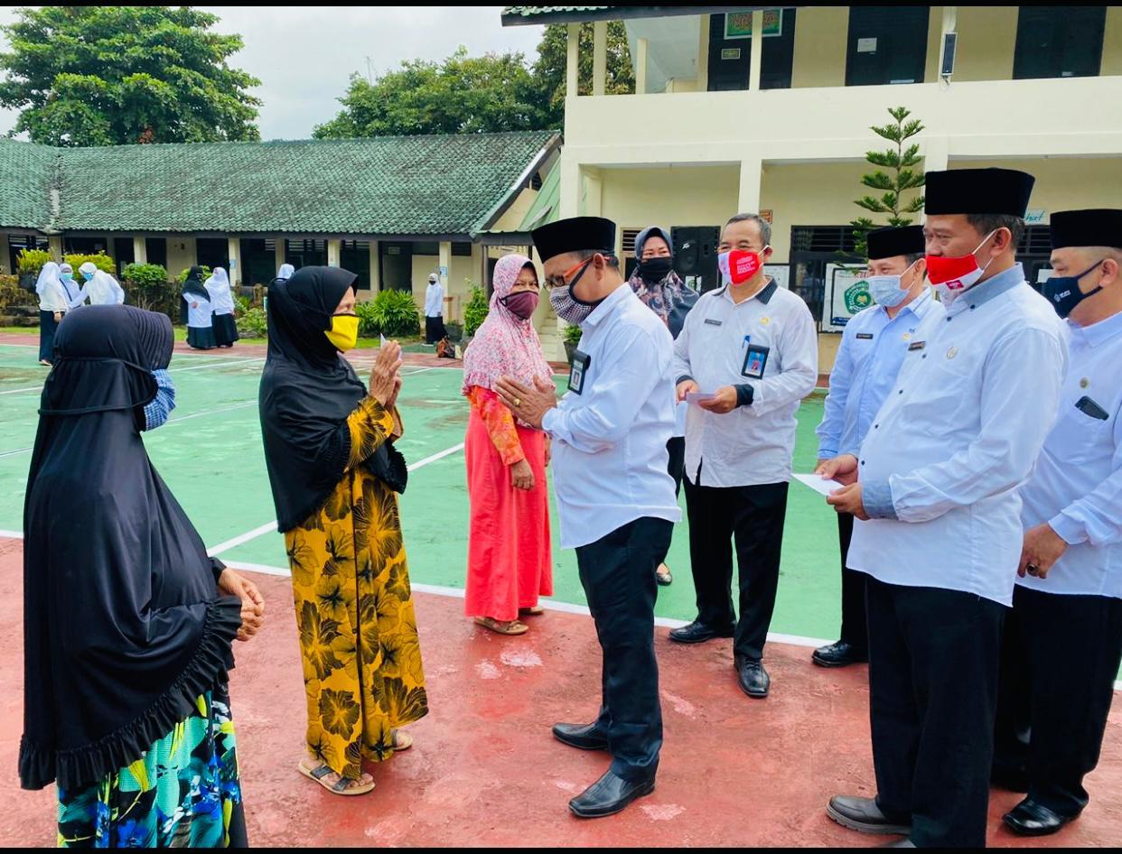 Kemenag Lebak Gelar Peringatan Hari Amal Bakti ke-75 Kementerian Agama RI